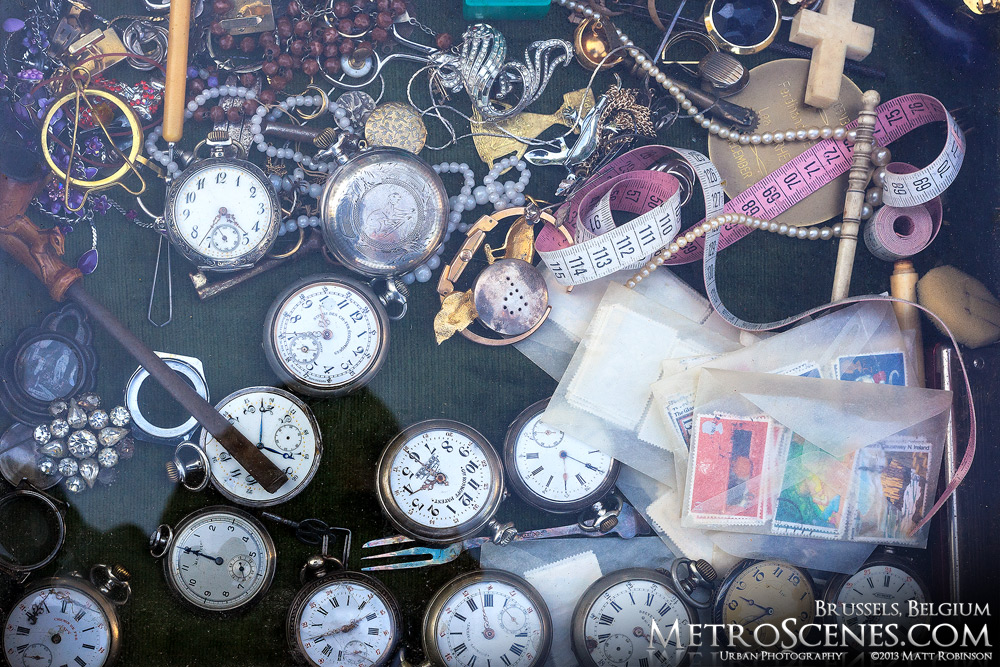 Watches at Vossenplein Market