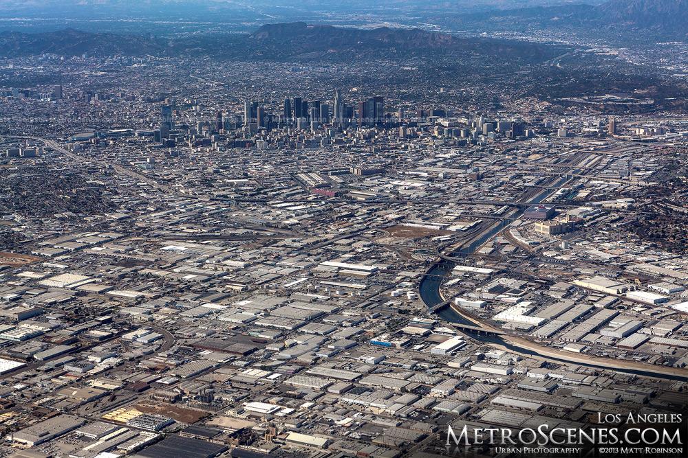 Los Angeles Aerial