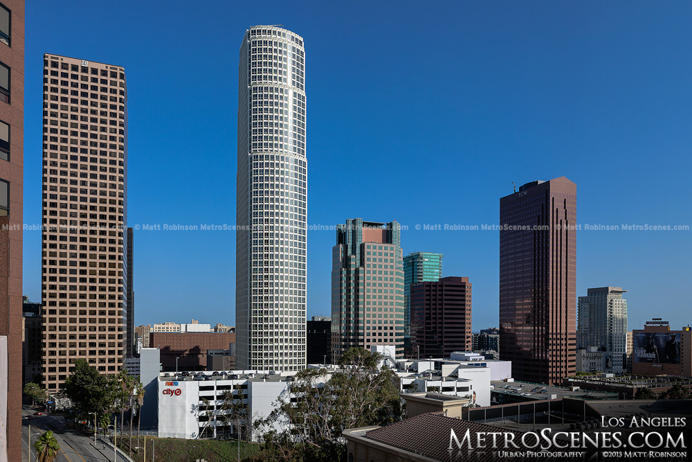 777 Tower (Pelli Tower) in Los Angeles