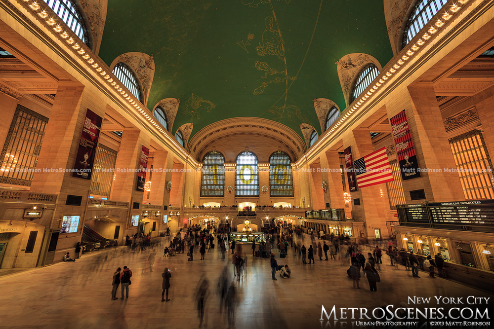 Grand Central Terminal at Christmas