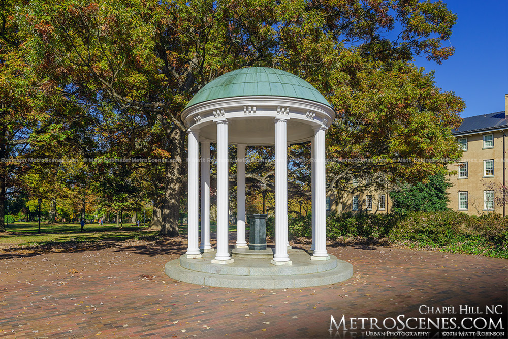 Old Well, UNC Chapel Hill
