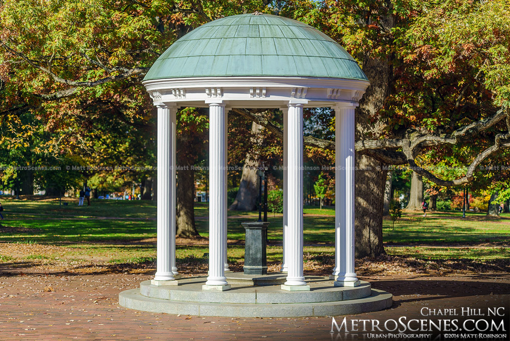 UNC Chapel Hill's Old Well