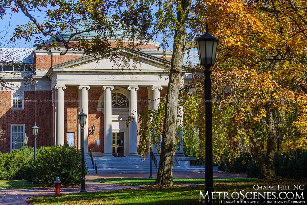 Morehead Planetarium at UNC Chapel Hill
