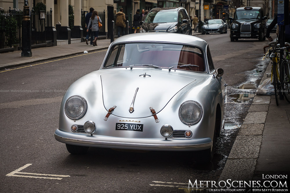 Porsche 356 in London England