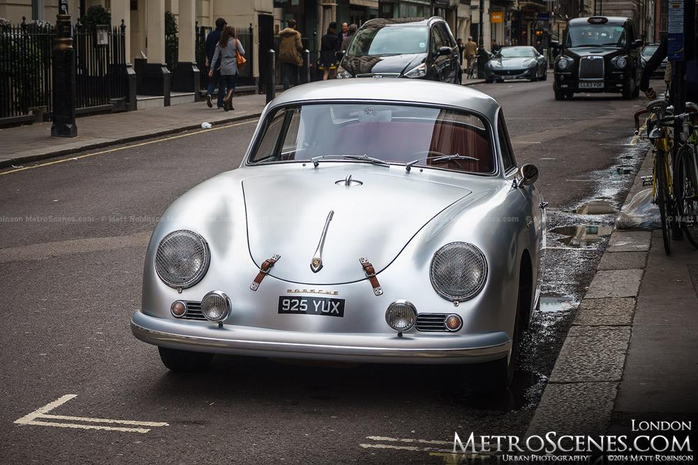 Porsche 356 in London England