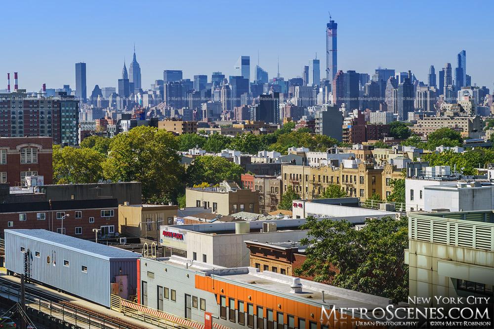 432 Park Avenue dominates the new Midtown Skyline