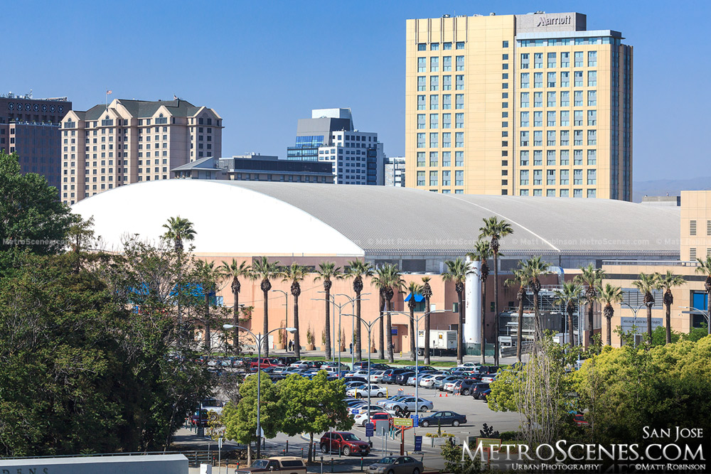 San Jose Convention Center and Marriott