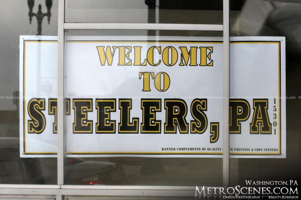 Steelers, PA 15301