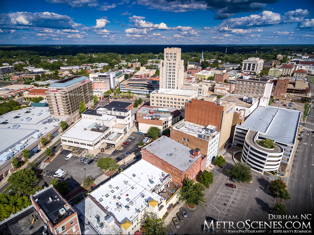 Downtown Durham Overview