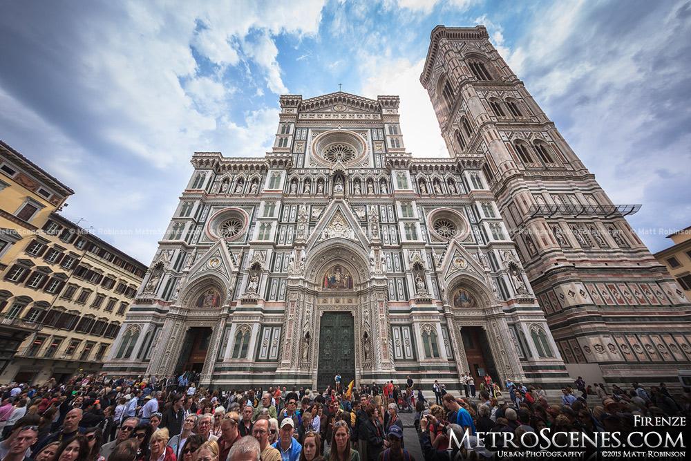 Piazza del Duomo,Firenze