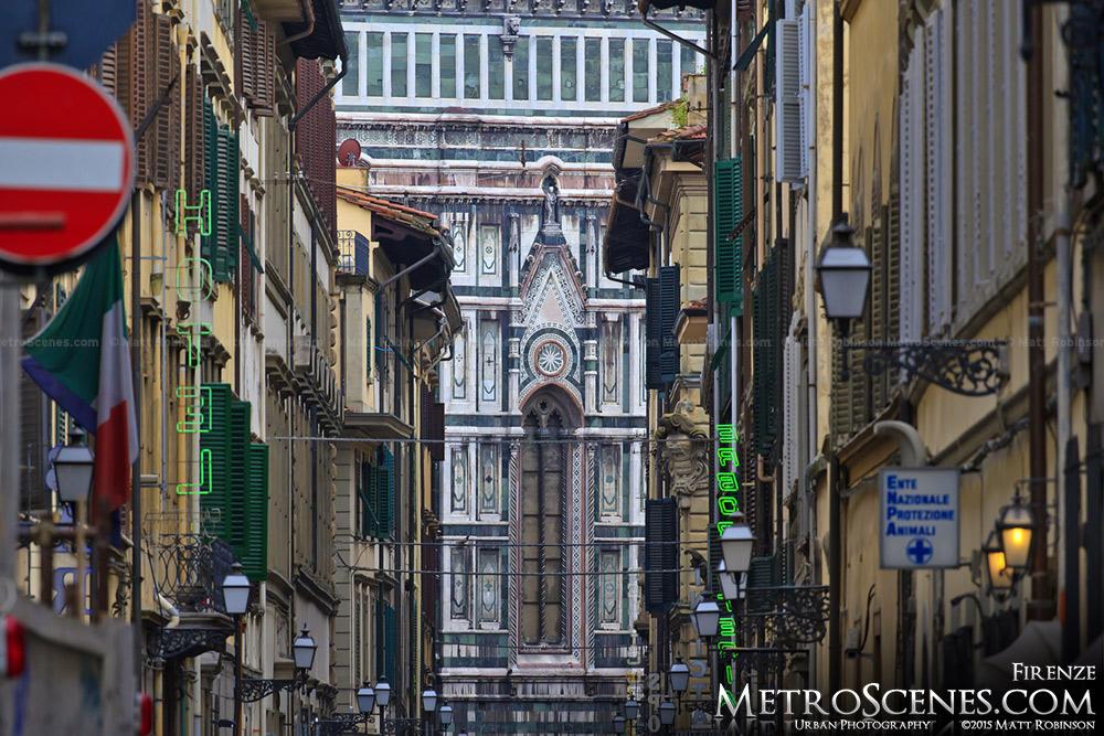 Florence, Italy Facades