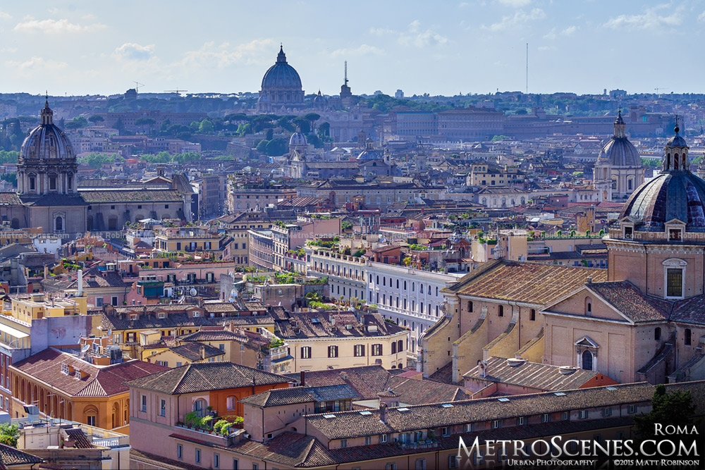 The City of Rome