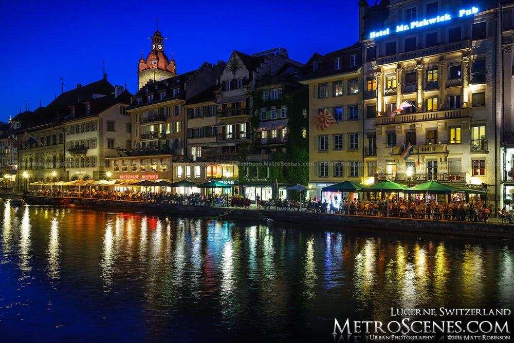 Aldstat Lucerne