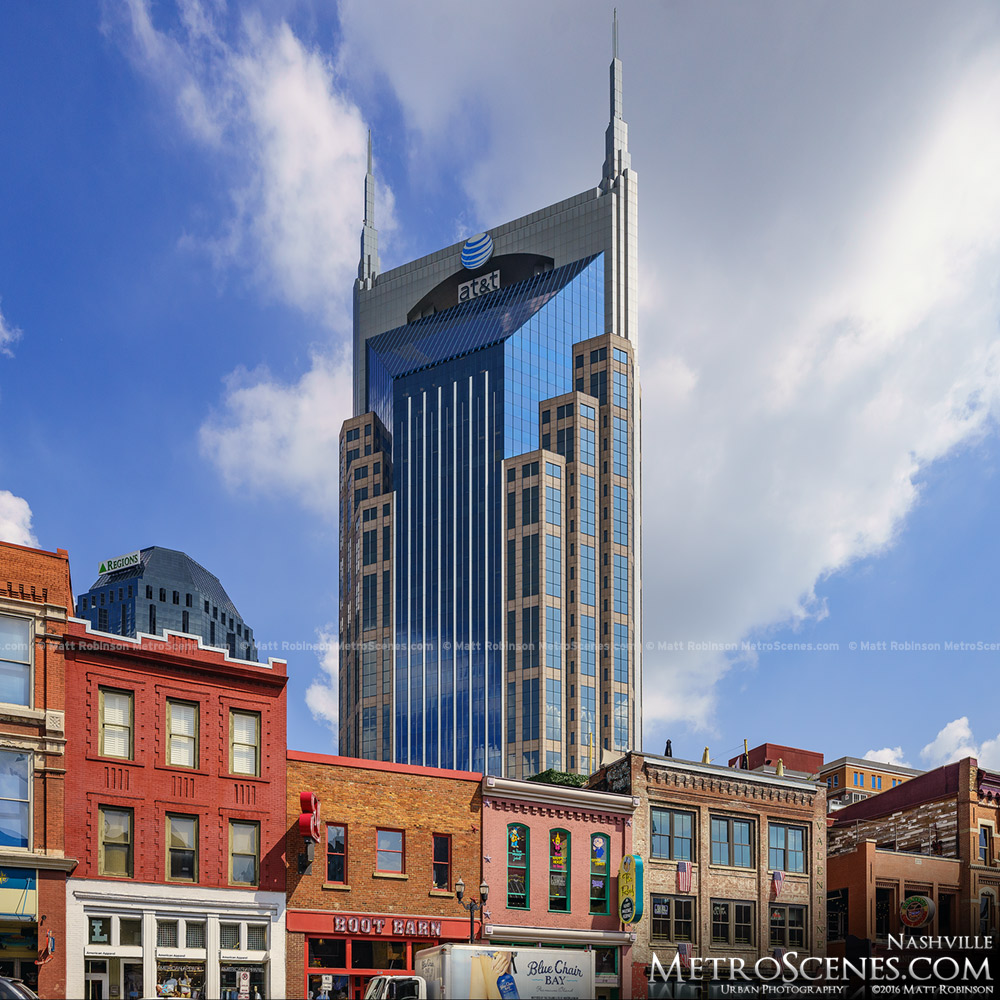 AT&T Building Nashville