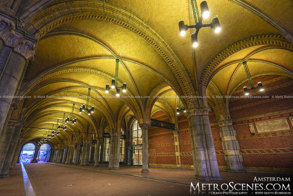 Rijksmuseum Tunnel