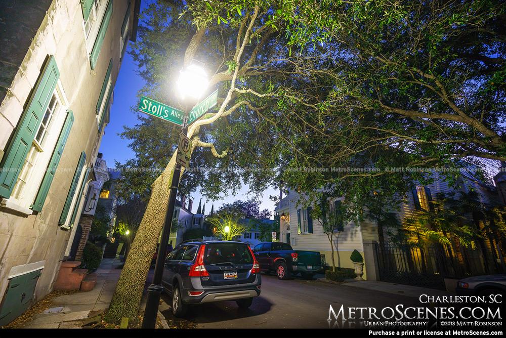Stoll's Alley Charleston, SC