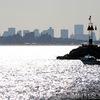 Boston skyline from Natick