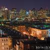 Boston Skyline with East Boston