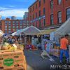 Haymarket in Boston