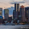 Boston Skyline from Piers Park